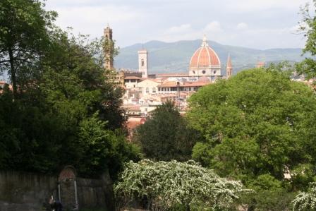 Firenze dal Giardino Bardini