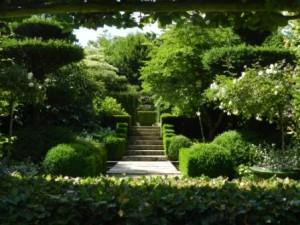 Italienischer Garten Castillon Plantbessin