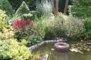 Garten Inez van Schooneveldt