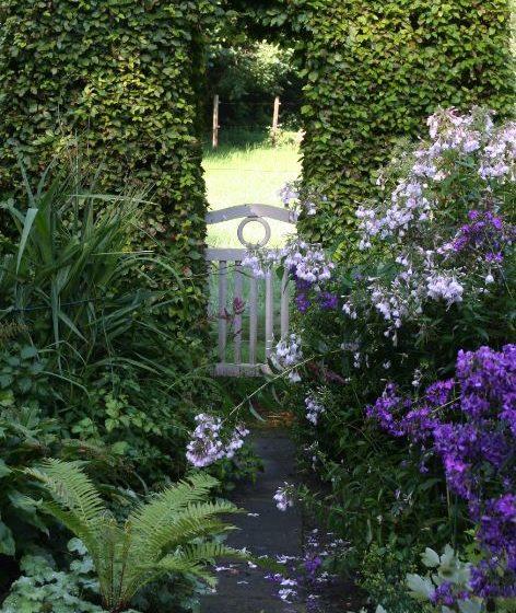 Gartenpforte Garten Meins